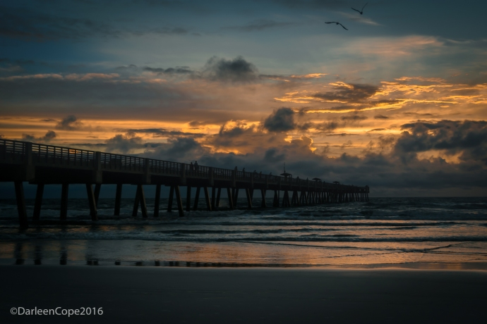 Jax Pier Sunrise-001-2